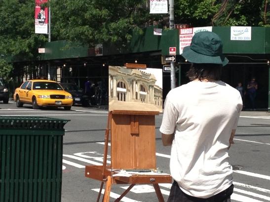 CAPTURED: Painter